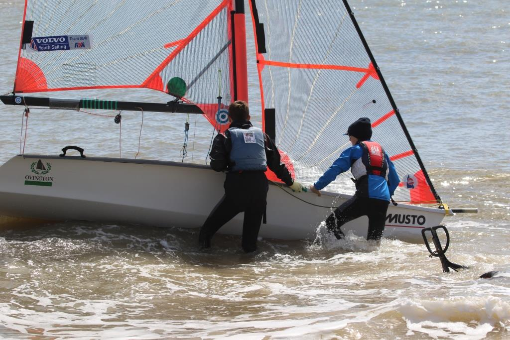 Photo's Britannia Pier Race